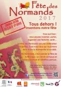 Affiche Fete Des Normands 2017 - francais