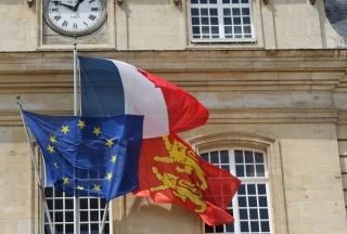 Drapeaux Fête Des Normands