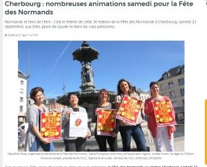 Fête Des Normands Cherbourg - Presse-de-la-manche2017