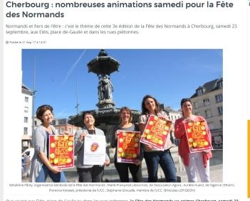 Fête Des Normands 2017 à Cherbourg
