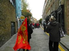 Londres, , Fête Des Normands 2013.