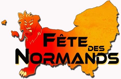 Logo Fête Des Normands 2014 - 2 miniature