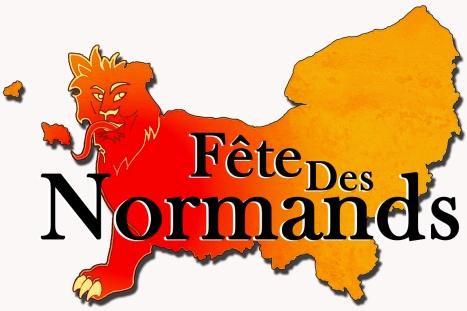 Logo Fête Des Normands 2014 - 3 miniature
