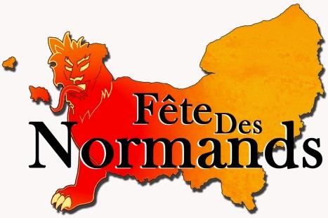 Logo Fête Des Normands 2014 - miniature