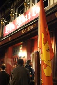 Le Pub d'Yvetot. Fête Des Normands 2014.