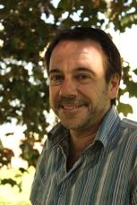 Michel Bussi, parrain de la 2ème édition de la Fête Des Normands (2014). Photo Chloé S.Herzhaft.