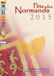 Affiche Fete Des Normands 2015 - francais (vide)