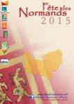 Affiche Fete Des Normands 2015 - normand-francais (vide)