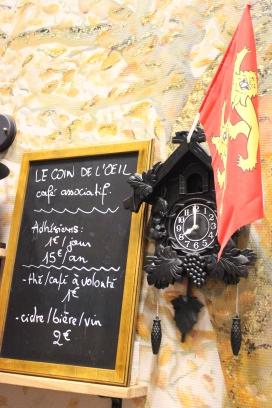 Chez les Robins Des Bio, Fête Des Normands 2015. Photo Chloé Sarah Herzhaft.