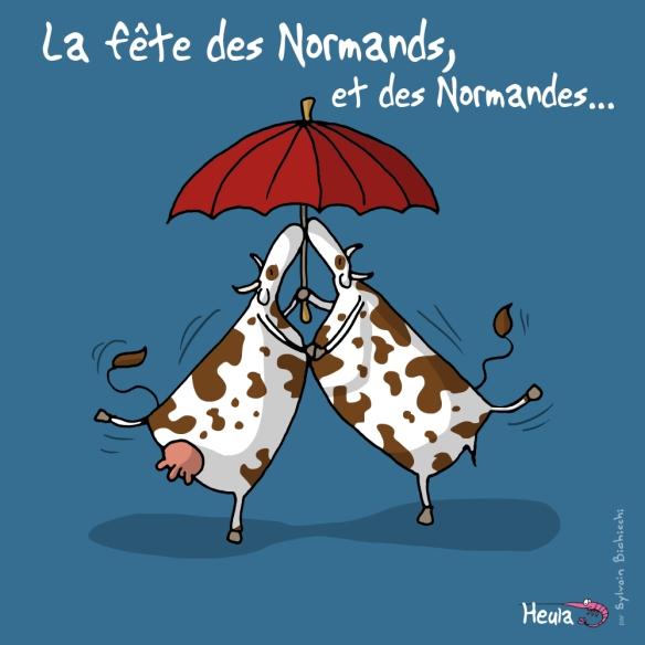 Fete des Normands Heula 2015
