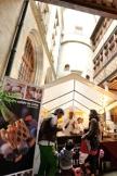 Stands de produits normands à Rouen, à l'office du tourisme, Fête Des Normands 2015 et Saveurs et couleurs Rouen.