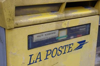 La Poste Normandie