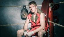 Maxime Beaussire, boxeur et champion normand, parrain officiel de la Fête Des Normands 2016. Photo © JC & Karl photography (via facebook Maxime Beaussire).