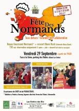 Soirée concert... Fête Des Normands à Elbeuf (76)