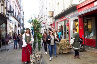 Fête Des Normands 2017 à Cherbourg - Photo Bar Le Scapin (libre de droit)