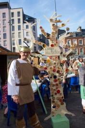 Fête Des Normands 2017 à Cherbourg - Photo Aurétlie Huard (libre de droit)
