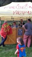 Fête Des Normands 2017 à Saint-Philbert-sur-Risle (Eure) Organisateur La Chouque - Photo de portable, par un festivalier (libre de droit)