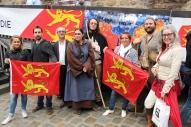 Fête Des Normands 2017 au Mont Saint Michel - Photo Florian Hurard (libre de droit)