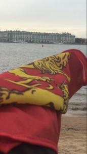 """""""Fête Des Normands - Tous ENSEMBLE , photo prise à Saint Petersbourg, photo de Ludovic Paquin"""